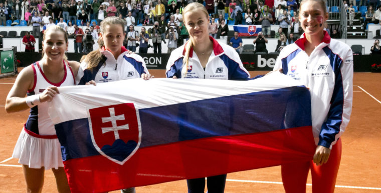 Slovakia wins against Canada