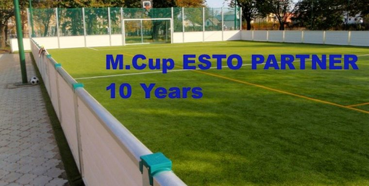 M.Cup 10 years a partner of European Synthetic Turf Organisation – ESTO